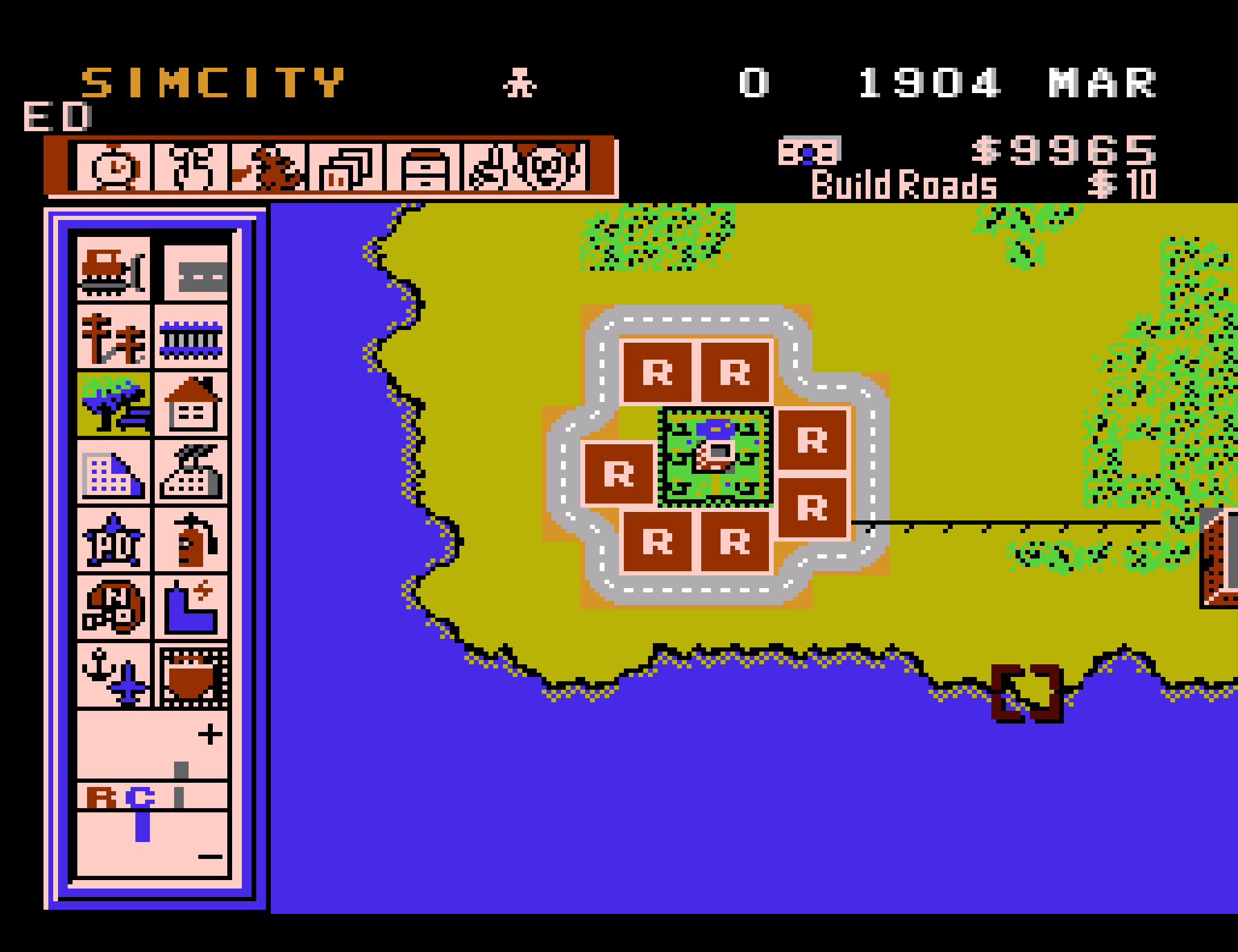 Recovering Nintendo's Lost SimCity for the NES – Video Game History